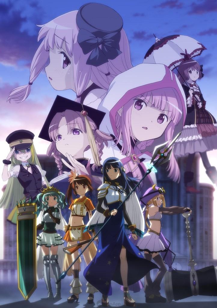 """""""Magia Record: Puella Magi Madoka Magica Side Story"""" Anime 2nd Season Debuts This Summer"""