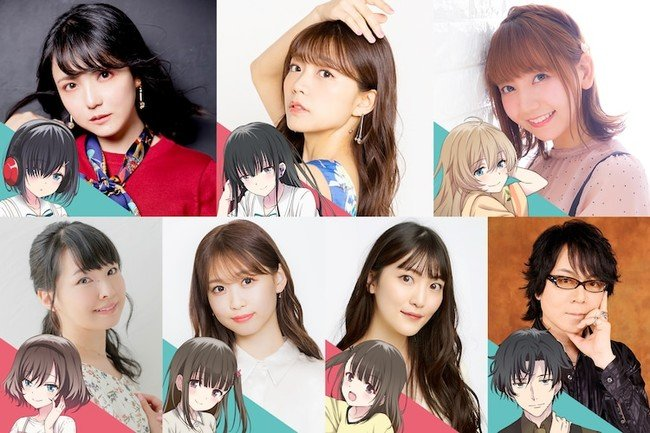ASMR-Themed '180-Byō de Kimi no Mimi o Shiawase ni Dekiru ka?' Anime's 'Ear-Stimulating' Video Teases October 14 Debut