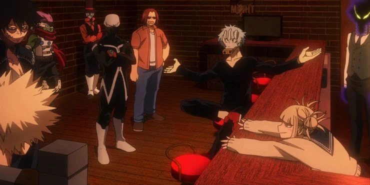 My Hero Academia: The 5 Nicest Things Bakugo Has Done for Deku