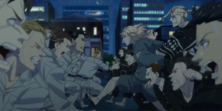 Tokyo Revengers: Toman & Moebius's EXPLOSIVE Brawl Has Tragic Results