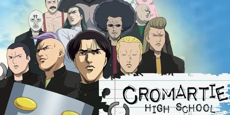 5 Great Anime & Manga for Delinquent Lovers