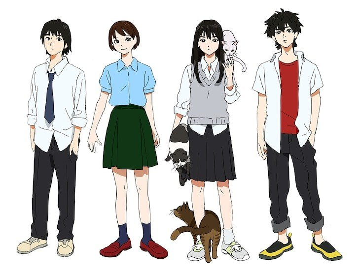 Madhouse's Sonny Boy Sci-Fi Anime Posts New Video, Visual